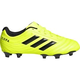 Adidas Copa 19.4 Fg Jr F35461 Fußballschuhe