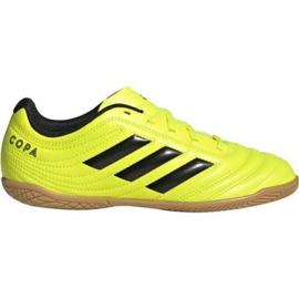 Adidas Copa 19.4 In Jr F35451 Hallenschuhe