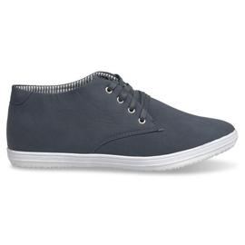 Marine Modische High Sneakers 3232 Navy