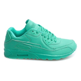Turnschuhe Trainer Neon LC4005 Mint
