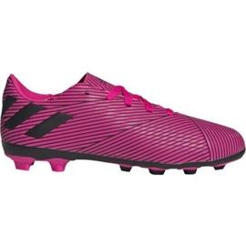 Adidas Nemeziz 19.4 FxG Jr F99949 Fußballschuhe