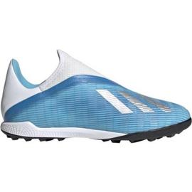 Adidas X 19.3 Ll Tf Jr EF9123 Fußballschuhe ButyModne.pl