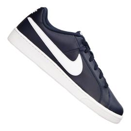 Marine Nike Court Royale M 749747-411 Schuhe