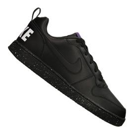 Schwarz Nike Court Borough Low Se M 916760-002 Schuhe