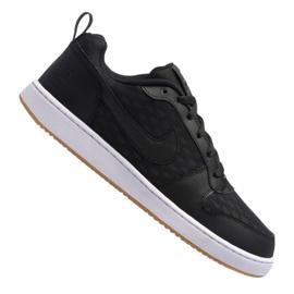 Schwarz Nike Court Borough Low Se M 916760-003 Schuhe