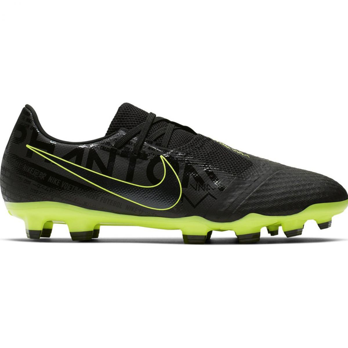 affordable price 50% off good out x Nike Phantom Venom Academy Fg M AO0566-007 Fußballschuhe schwarz schwarz