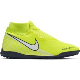 Nike Phantom Vsn Academy Df Tf M AO3269-717 Fußballschuhe