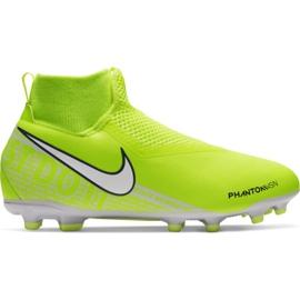 Nike Phantom Vsn Academy DF FG / MG Jr. AO3287-717 Fußballschuhe