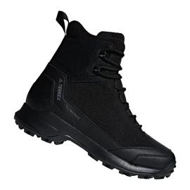 Schwarz Adidas Terrex Frozetrack H Cw Cp M CV8273 Schuhe