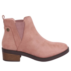 Pink Jodhpur Stiefel pink 8B978 Pink
