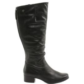 Caprice 25500 schwarze Stiefel