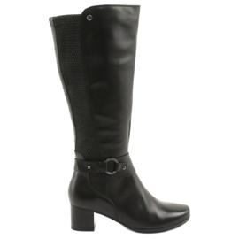 Caprice Stiefel Stretchweite XL 25526 schwarz