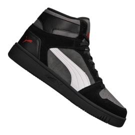 Schwarz Puma Rebound LayUp Sd M 370219-02 Schuhe