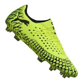 Puma Future 4,1 Netfit Low Fg / Ag M 105730-02 Fußballschuhe gelb gelb