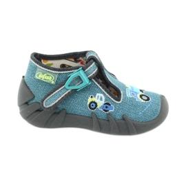 Blau Befado Kinderschuhe 110P355