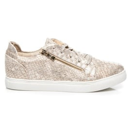 Vices gelb Gold Fashion Turnschuhe