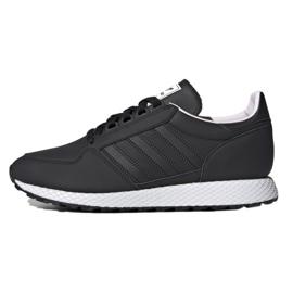 Schwarz Adidas Originals Forest Grove M EE8966 Schuhe