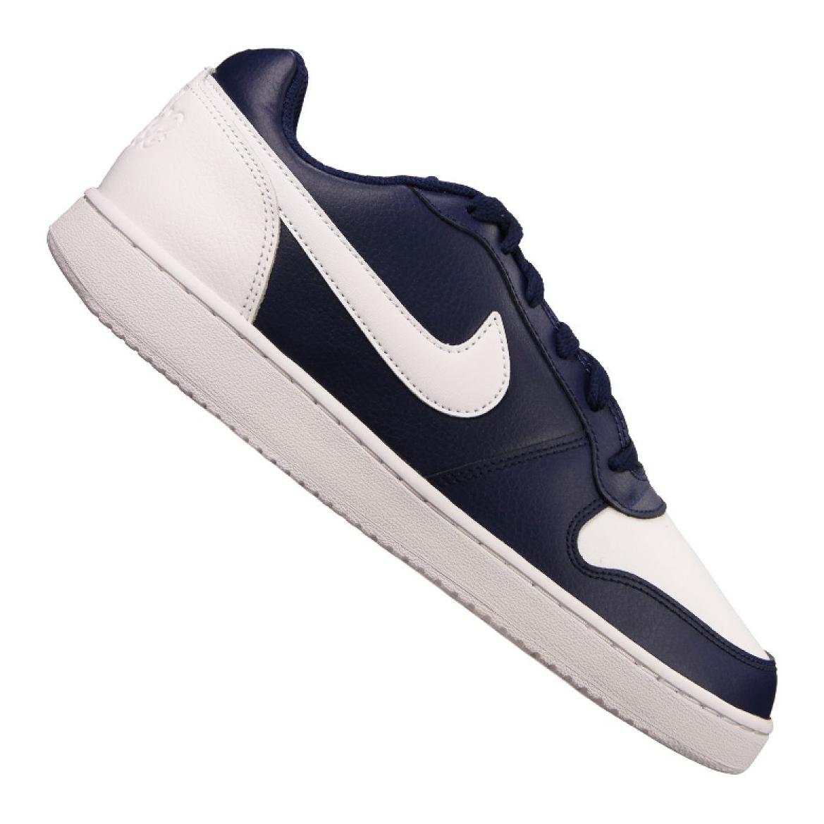 Nike Herren Ebernon Low Aq1775 002 Sneaker: