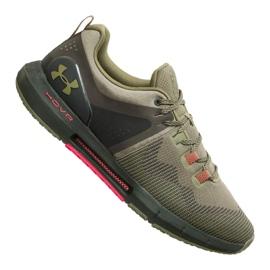 Grün Under Armour Hovr Rise M 3022025-301 Schuhe