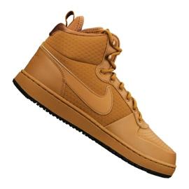 Nike Ebernon Mid Winter M AQ8754-700 Schuhe braun
