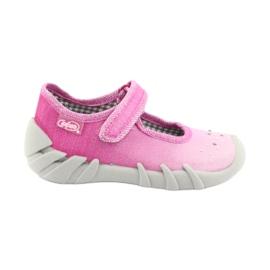 Befado Kinderschuhe 109P195 pink