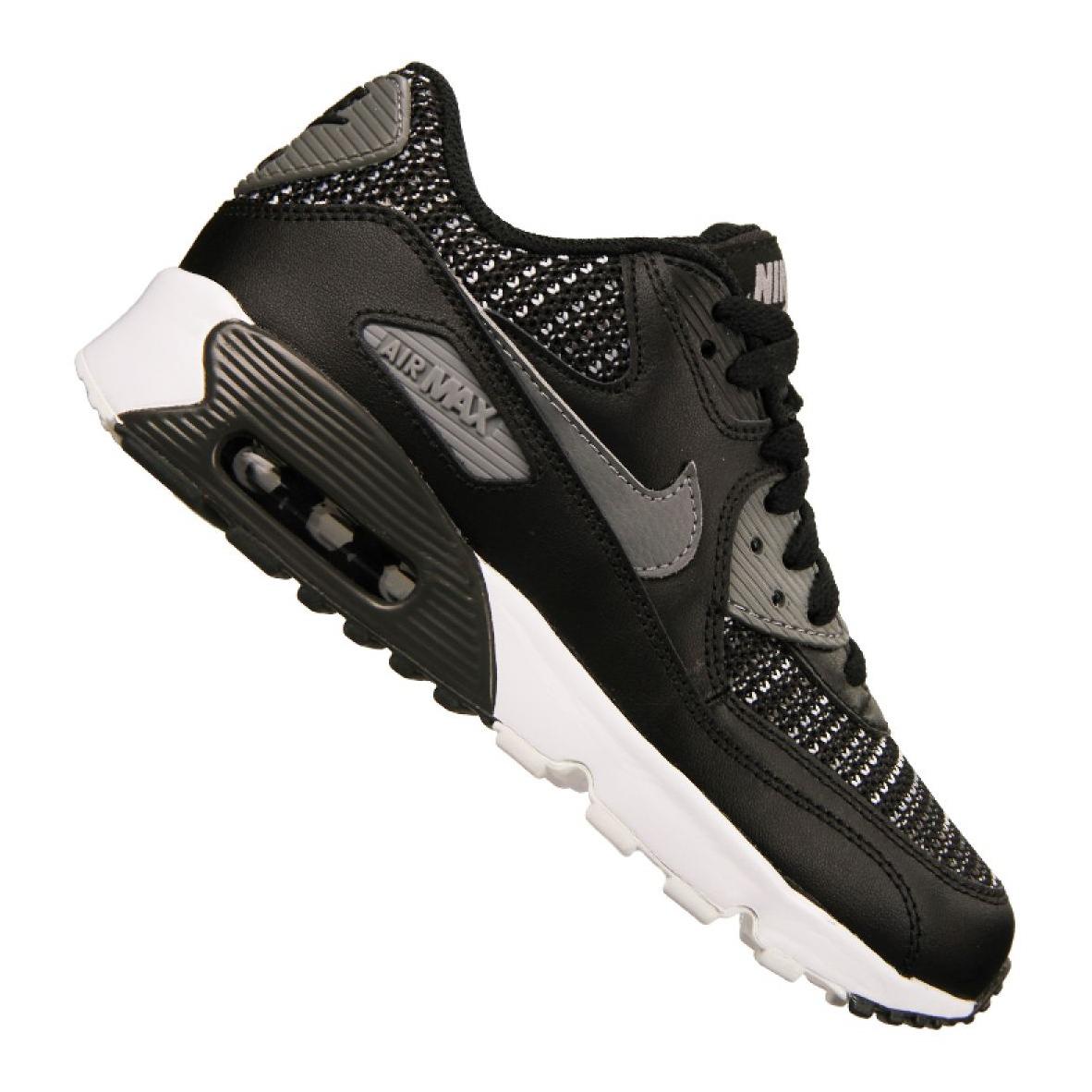 Schuhe NIKE Air Max 90 Ltr (GS) 833412 100 WhiteWhite