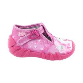Befado Kinderschuhe 110P364 pink