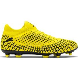 Puma Future 4.4 Fg Ag M 105613 03 Fußballschuhe gelb gelb