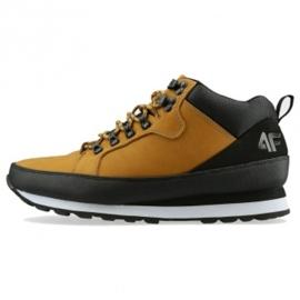 4F M D4Z19-OBMH202 83S Schuhe braun