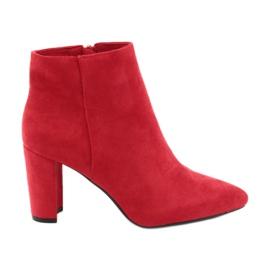 Stiefel auf dem Pfosten Sergio Leone 548 rot