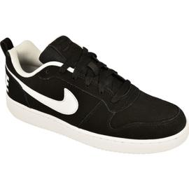 Schwarz Nike Sportswear Court Borough Low M 838937-010 Schuhe