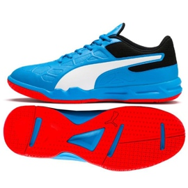 Hallenschuhe Puma Tenaz Bleu M 104889 06 blau blau