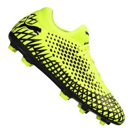 Puma Future 4.4 Fg / Ag Jr 105696-03 Fußballschuhe gelb gelb