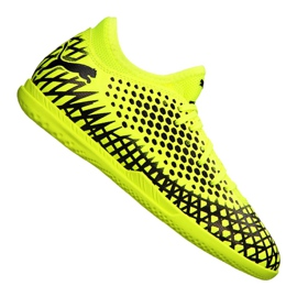 Puma Future 4.4 It Jr 105700-03 Fußballschuhe gelb gelb
