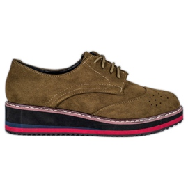 Vices Olive Schuhe