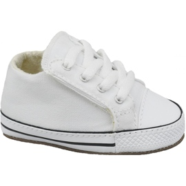 Converse Chuck Taylor All Star Cribster Jr 865157C Schuhe weiß