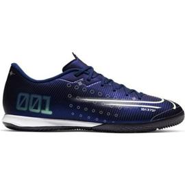 Nike Mercurial Vapor 13 Akademie Mds Ic M CJ1300 401 Hallenschuhe marineblau marine