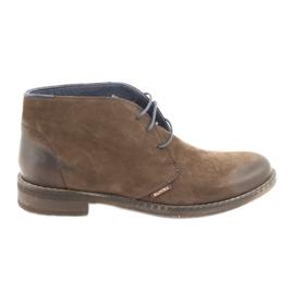 Stiefel von Badura 4753 braun