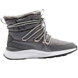 Puma Adela Winterstiefel W 369862 03 Schuhe grau