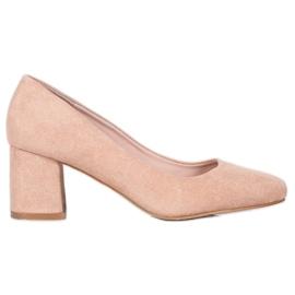 Vinceza Pulverpumpen pink