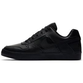 Nike Sb Delta Force Vulcanized M 942237-002 Schuhe schwarz