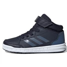 Adidas Alkta Sport Mid Jr G27120 Schuhe marine