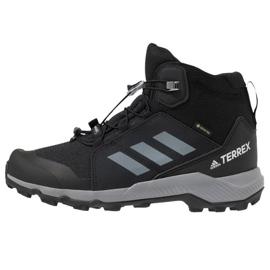 Adidas Terrex Mid Gtx Jr EF0225 Schuhe schwarz