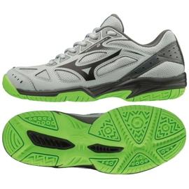 Mizuno Cyclone Speed 2 Jr V1GD191037 Schuhe grau grau / silber