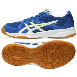 Asics Upcourt 3 W 1072A012-405 Schuhe blau blau