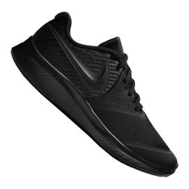 Nike Star Runner 2 Gs Jr AQ3542-003 Schuhe schwarz