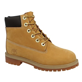 Timberland 6 In Premium Wp Boot Jr 12909 Schuhe gelb