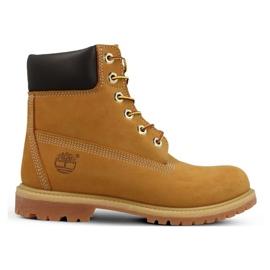 Timberland Premium 6 Inch Jr 10361 Schuhe gelb