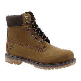 Timberland 6 Premium Boot Jr A19RI Schuhe braun