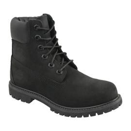 Timberland 6 Premium In Boot Jr 8658A Schuhe schwarz